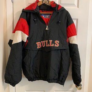 Vintage STARTER Chicago Bulls jacket